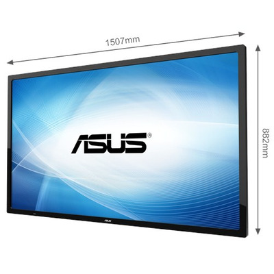 ASUS SP6540-T Public display - Zwart