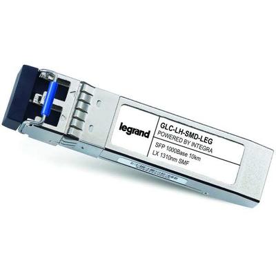 Legrand Cisco[R] GLC-LH-SMD compatibele 1000BASE-LX SMF SFP (Mini-GBIC) ontvangstmodule Netwerk tranceiver .....