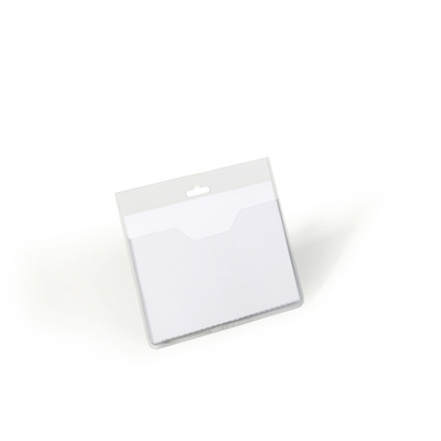 Durable 8136-19 Badge - Transparant