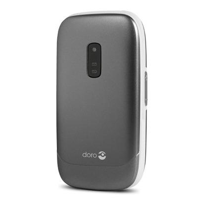 Doro mobiele telefoon: PhoneEasy 6030 - Grafiet, Alphanumeric keypad