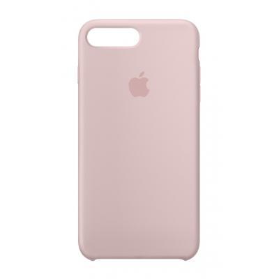 Apple mobile phone case: Siliconenhoesje voor iPhone 8 Plus/7 Plus - Rozenkwarts