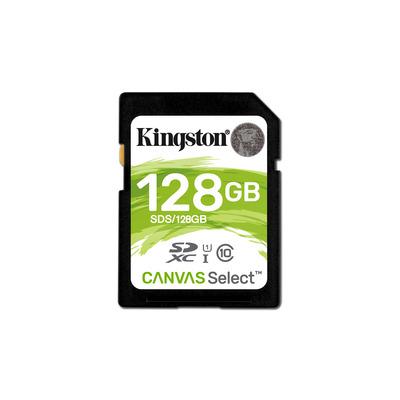 Kingston Technology SDS/128GB flashgeheugen