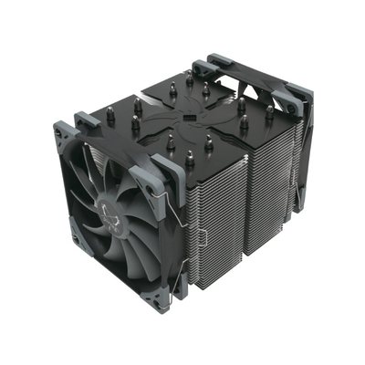 Scythe Ninja 5 Hardware koeling - Zwart, Grijs