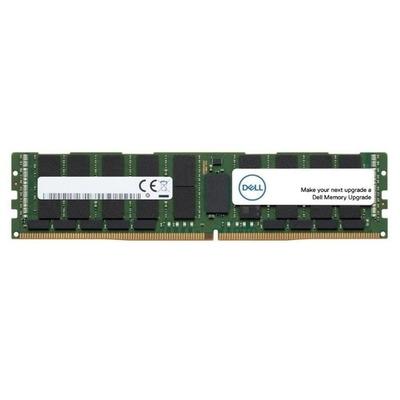 DELL 64 GB gecertificeerde, geheugenmodule — 4RX4 DDR4 LRDIMM 2400MHz RAM-geheugen - Groen