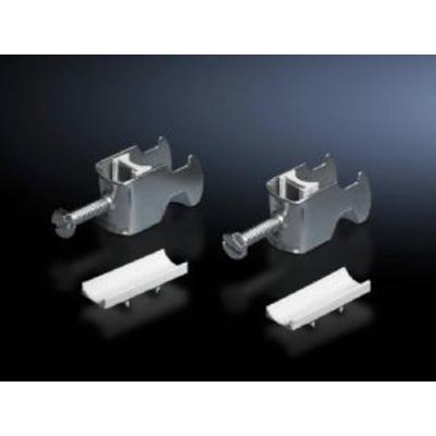 Rittal kabelklem: DK 7097.220 - Metallic