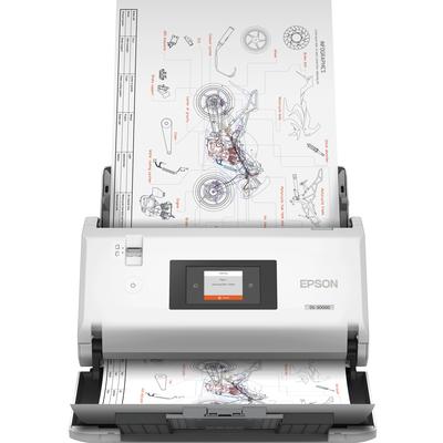Epson WorkForce DS-30000 Scanner - Wit