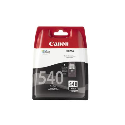 Canon PG-540 w/sec Inktcartridge - Zwart