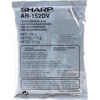 Sharp AR-152DV Ontwikkelaar print - Zwart