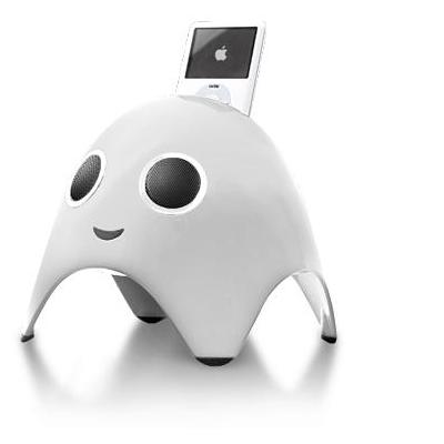 Amethyst MP3 speaker: iBoo