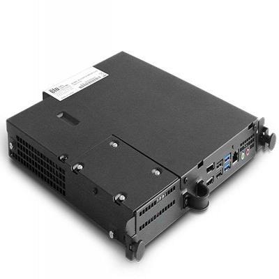 Elo touchsystems thin client: ECMG2C - Zwart