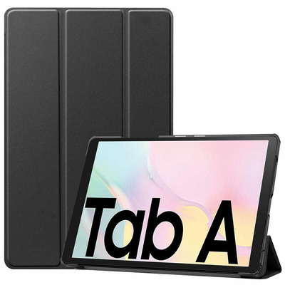 CoreParts Leather case for Samsung Galaxy Tab A7, black Tablet case