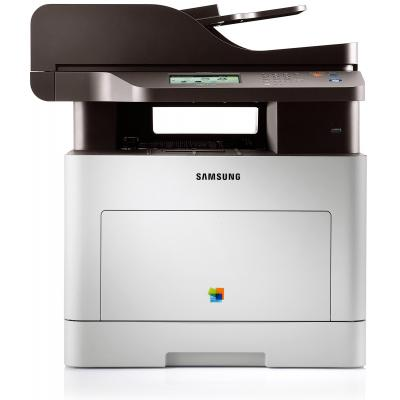 Samsung multifunctional: CLX-6260FW 4-in-1 kleurenlaser WiFi printer  - Zwart, Cyaan, Magenta, Geel