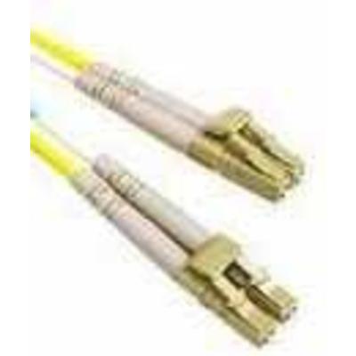 Hewlett Packard Enterprise 4m 50/125 (LC-LC) Fiber optic kabel