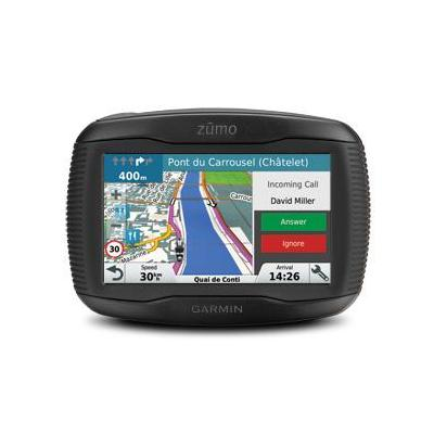 Garmin navigatie: zūmo 345LM - Zwart
