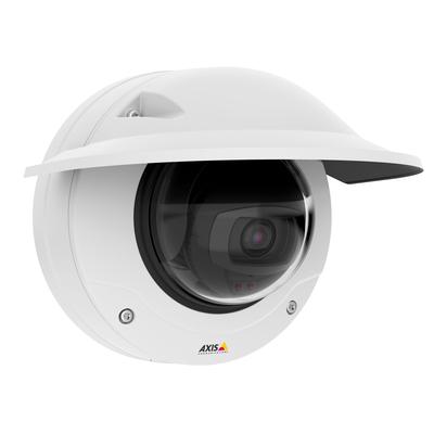 Axis Q3515-LVE Beveiligingscamera - Wit