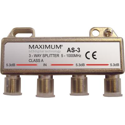 Maximum AS-3 Kabel splitter of combiner