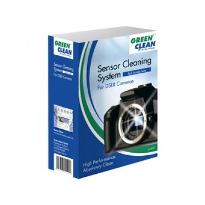 Green clean reinigingskit: Sensor Cleaning System