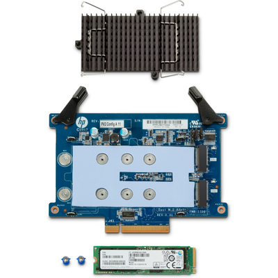 HP Z Turbo Drive 1-TB TLC (Z8G4)-module SSD