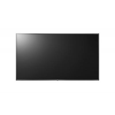"LG 218.44 cm (86"") , HDMI (3), USB 2.0, RJ45, 100-240V, 50/60Hz, 309 W, 350 cd/m² Public display - Zwart"