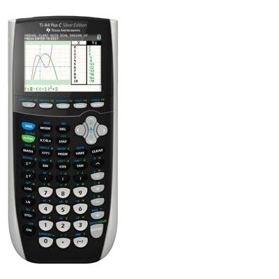 Texas instruments calculator: TEXAS TI-84 PLUS C ZILV PK 10X
