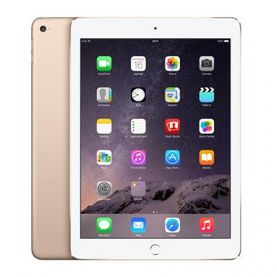 Apple tablet: iPad Air 2 Wi-Fi 128GB - Gold - Goud