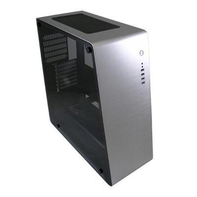 """LC-Power Midi-Tower, ATX, Micro-ATX, Mini-ITX, 3x 3.5"""", 4x 2.5"""", 2x USB 2.0, 2x USB 3.0, 11.32kg Behuizing - ....."""