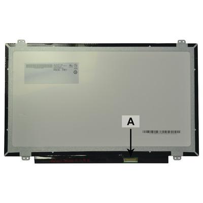 2-Power SCR0539A Notebook reserve-onderdelen