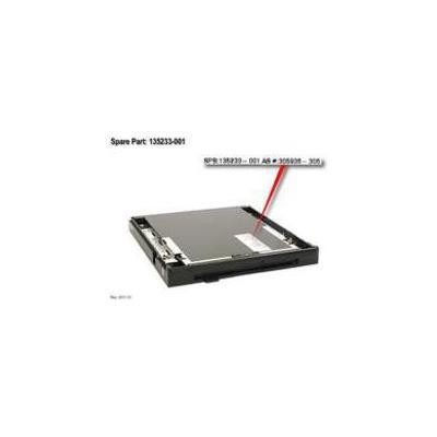 Hp opslag: 1.44MB, 3.5in floppy disk EM