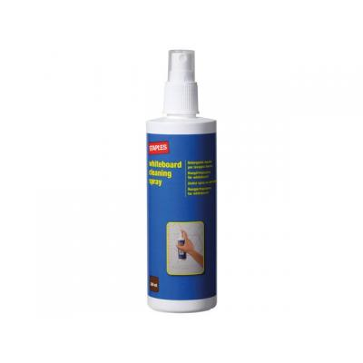 Staples bordenwisser: Reinigingsspray SPLS 8646098 250ml magnb