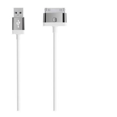 Belkin USB kabel: 4ft. USB - 30-pin m/m - Wit
