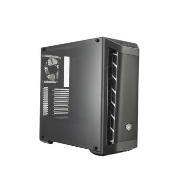 Cooler Master MasterBox MB511 Behuizing - Zwart, Wit
