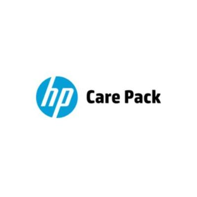 Hewlett Packard Enterprise U7WS6E garantie
