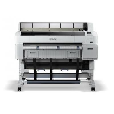 Epson grootformaat printer: SC-T5200D-PS - Zwart, Cyaan, Magenta, Geel