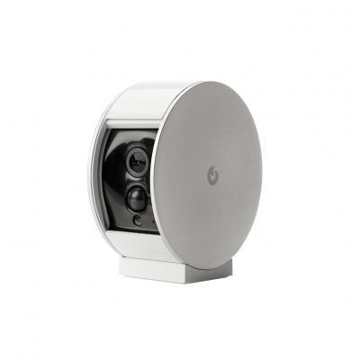 "Myfox beveiligingscamera: 1/3"" CMOS, 720p, 30fps, Magic Zoom x4, WiFi 802.11 b/g/n - Wit"