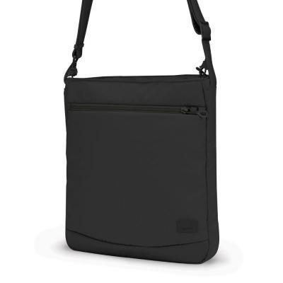 Pacsafe vrouwen-handtas: CS175 - Zwart