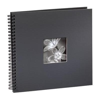 "Hama album: ""Fine Art"" Spiral Album, grey, 34x32/50 - Grijs"