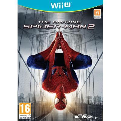 Activision game: The Amazing Spider-Man 2  Wii U
