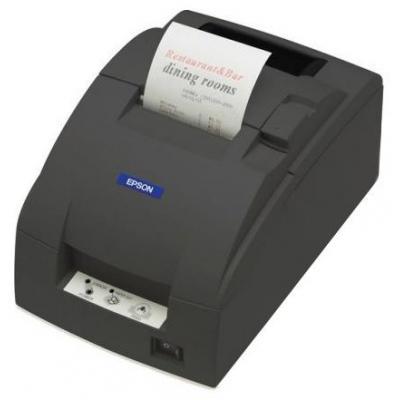 Epson dot matrix-printer: TM-U220PB (057): Parallel, PS, EDG - Grijs