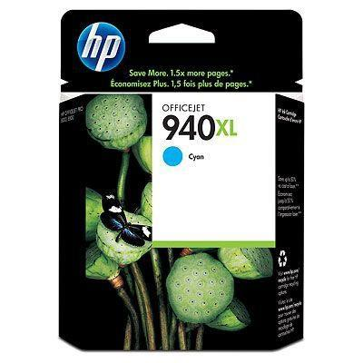 HP inktcartridge: 940XL originele cyaan inktcartridge