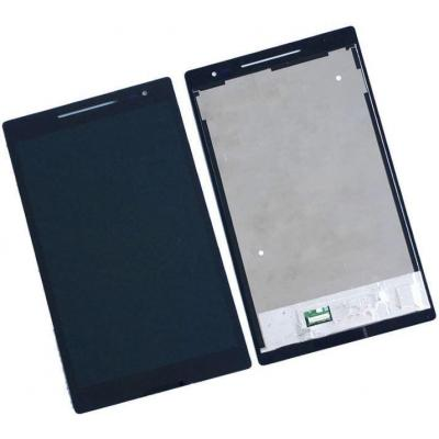 Microspareparts mobile : LCD Screen with Digitizer - Zwart