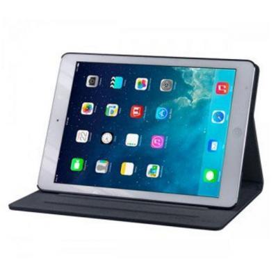 Gecko Covers Easy-click beschermhoes geschikt voor Apple iPad Air, Zwart Tablet case