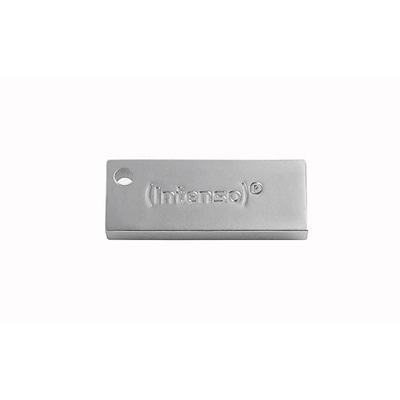 Intenso Premium Line USB flash drive - Roestvrijstaal