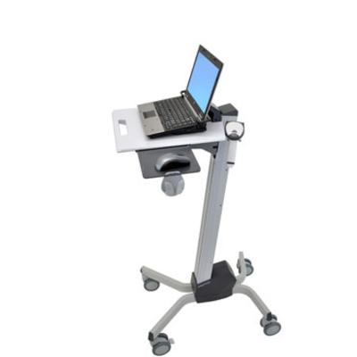 Ergotron Neo-Flex Laptop Cart Bureau - Grijs