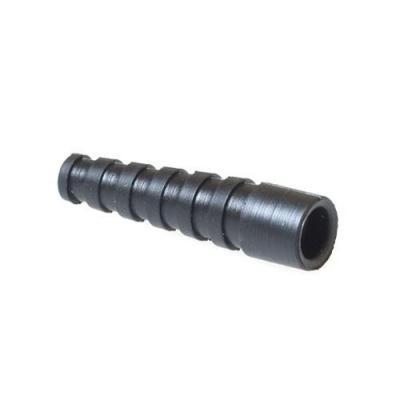 Intronics kabelbeschermer: RG-58 Tules Rubber 5 mm, Zwart