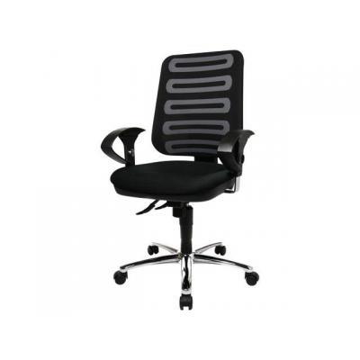Staples stoel: Bureaustoel Circuit zwart