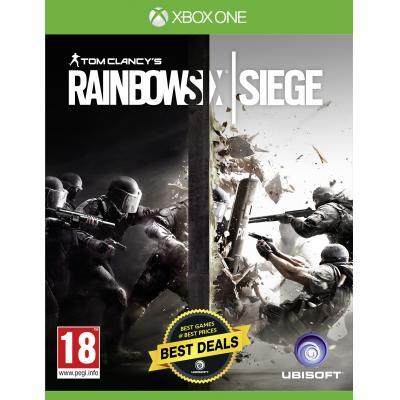 Ubisoft game: Tom Clancy's Rainbow Six: Siege  Xbox One