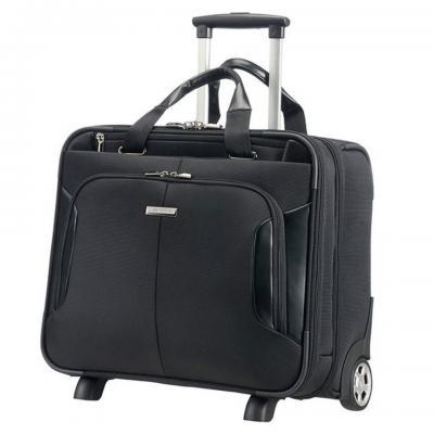 Samsonite laptoptas: XBR - Zwart