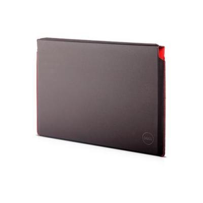 Dell laptoptas: 460-BBYO - Zwart, Rood