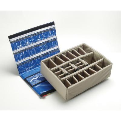 Peli case accessoire: EMS Kit Lid Organizer & Divider Set