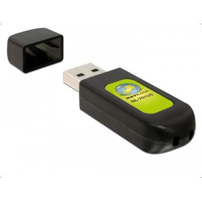Navilock GPS ontvanger module: NL-701US - Zwart